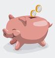 Savings graphic vector