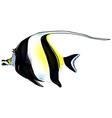Ocean fish vector