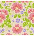 Khokhloma floral pattern vector