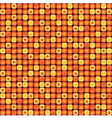 Retro pattern with stars vector