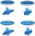 Toilet new 3 vector