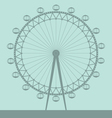 London eye vector