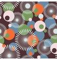 Dandelion pattern vector