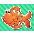Clownfish vector