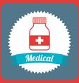 Medical design vector