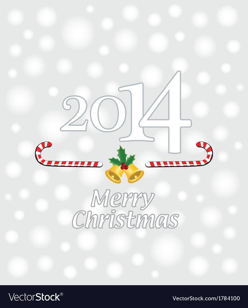 2014 christmas vector | Price: 1 Credit (USD $1)