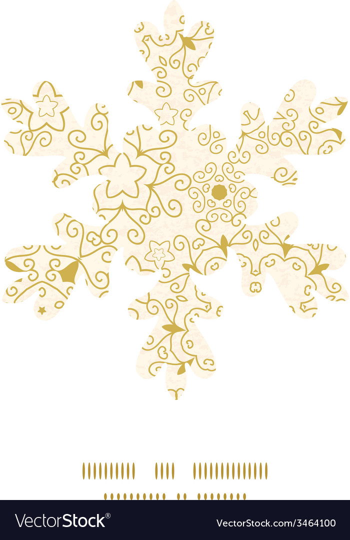Abstract swirls old paper texture christmas vector | Price: 1 Credit (USD $1)