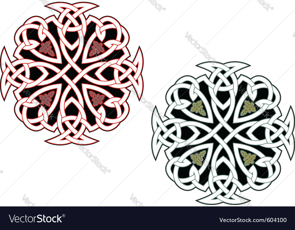 Celtic ornaments vector | Price: 3 Credit (USD $3)