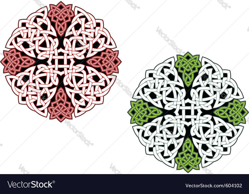 Celtic ornaments vector | Price: 3 Credit (USD $3)