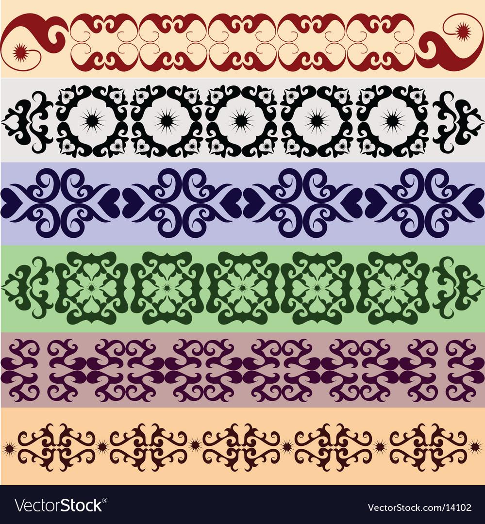 Ornament design vector | Price: 1 Credit (USD $1)