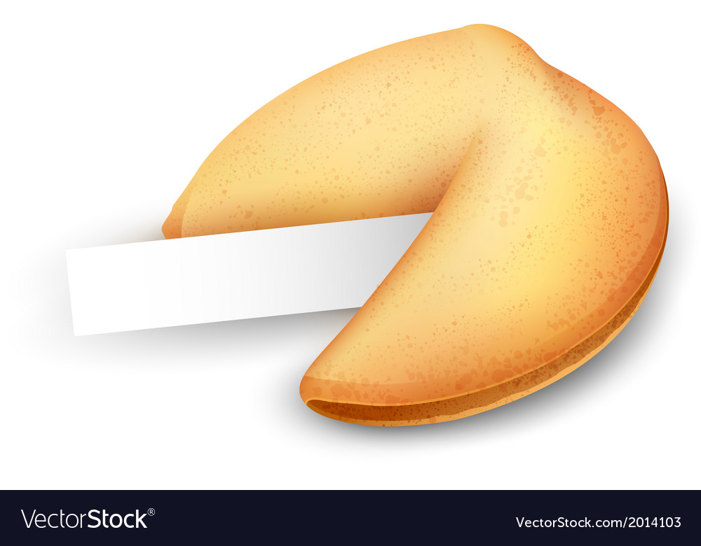 Fortune cookies vector | Price: 1 Credit (USD $1)