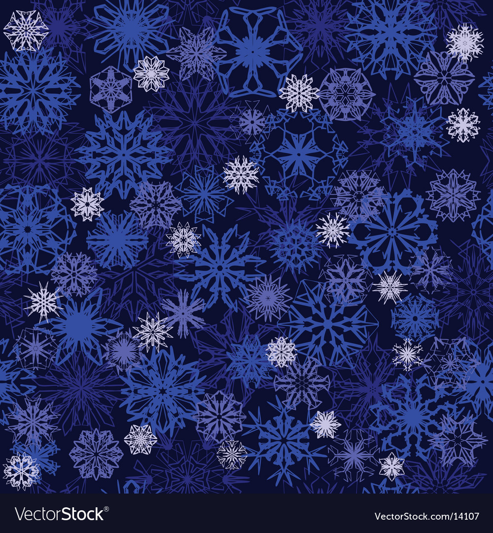 Abstract snowflake design vector | Price: 1 Credit (USD $1)