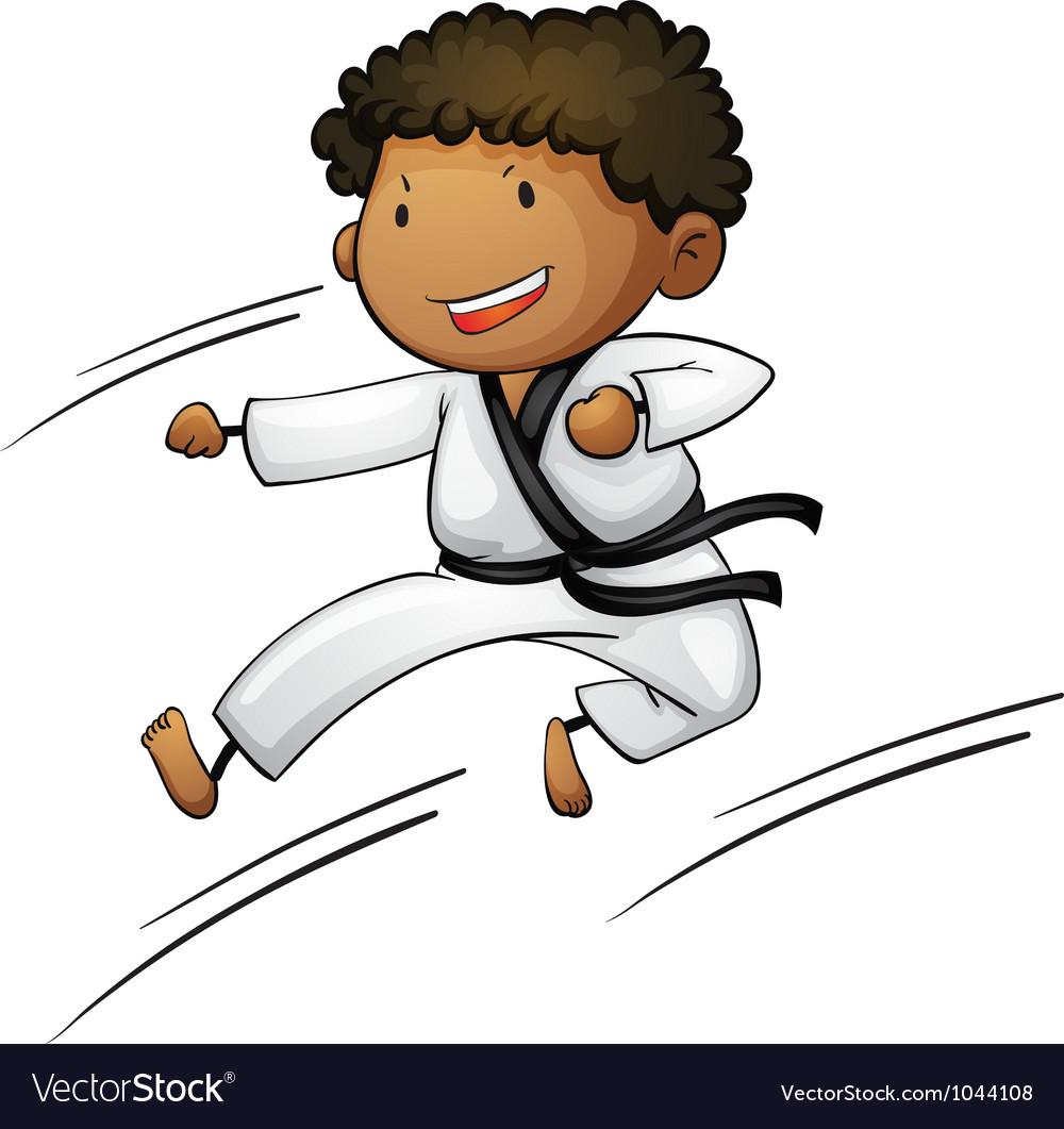 Active kid vector | Price: 1 Credit (USD $1)