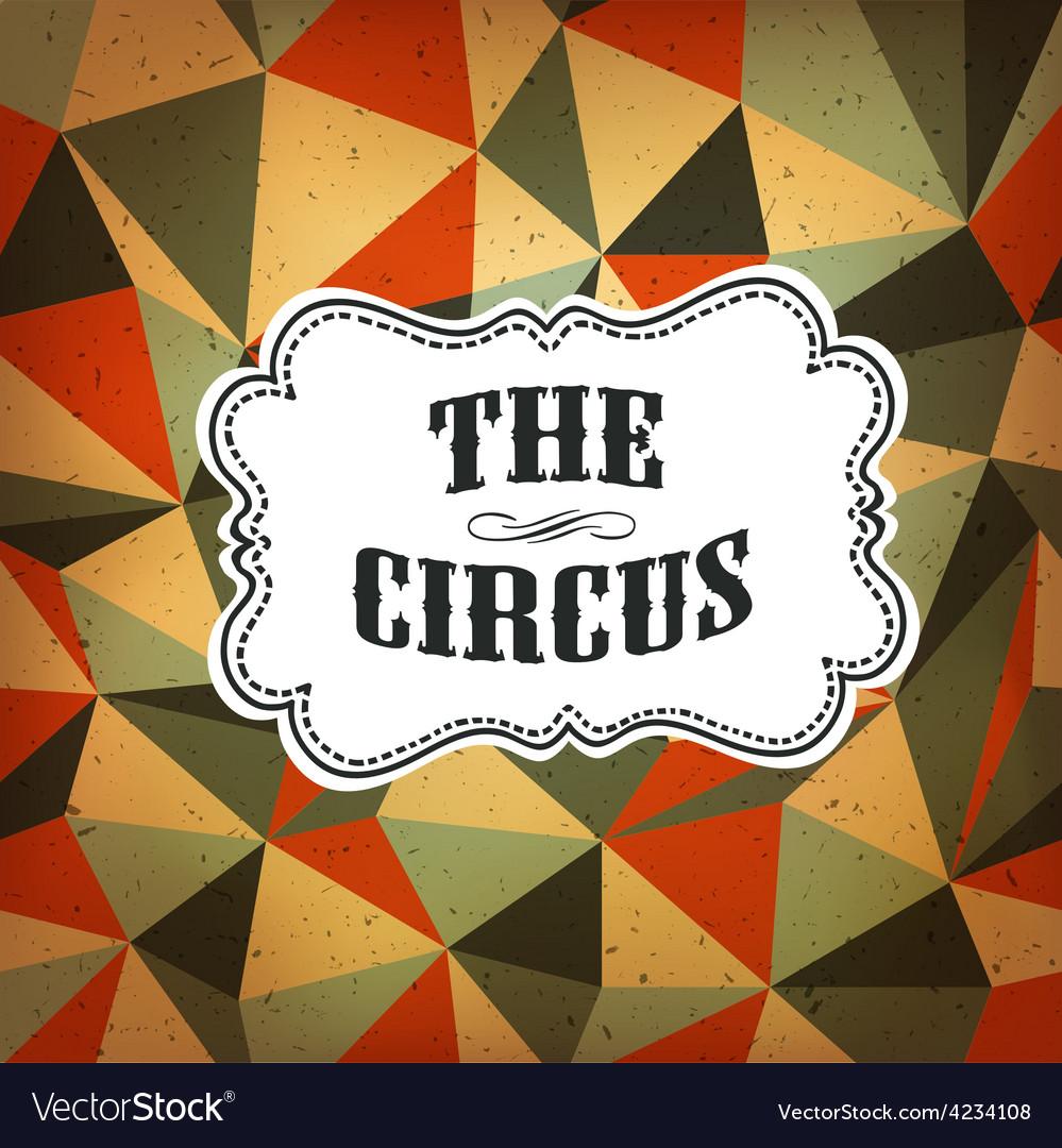Circus diamond pattern vector   Price: 1 Credit (USD $1)