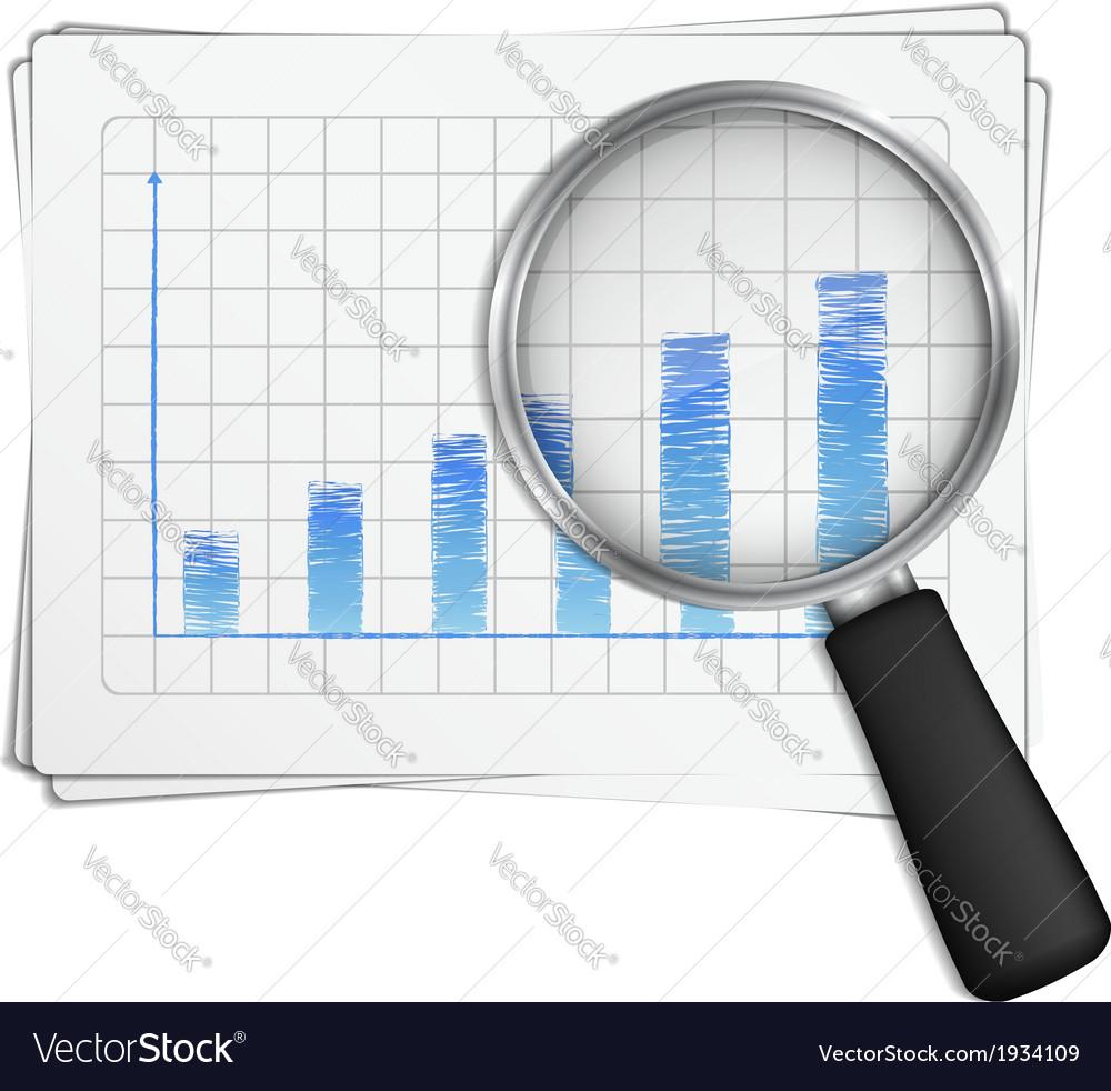 Bar graph vector | Price: 1 Credit (USD $1)