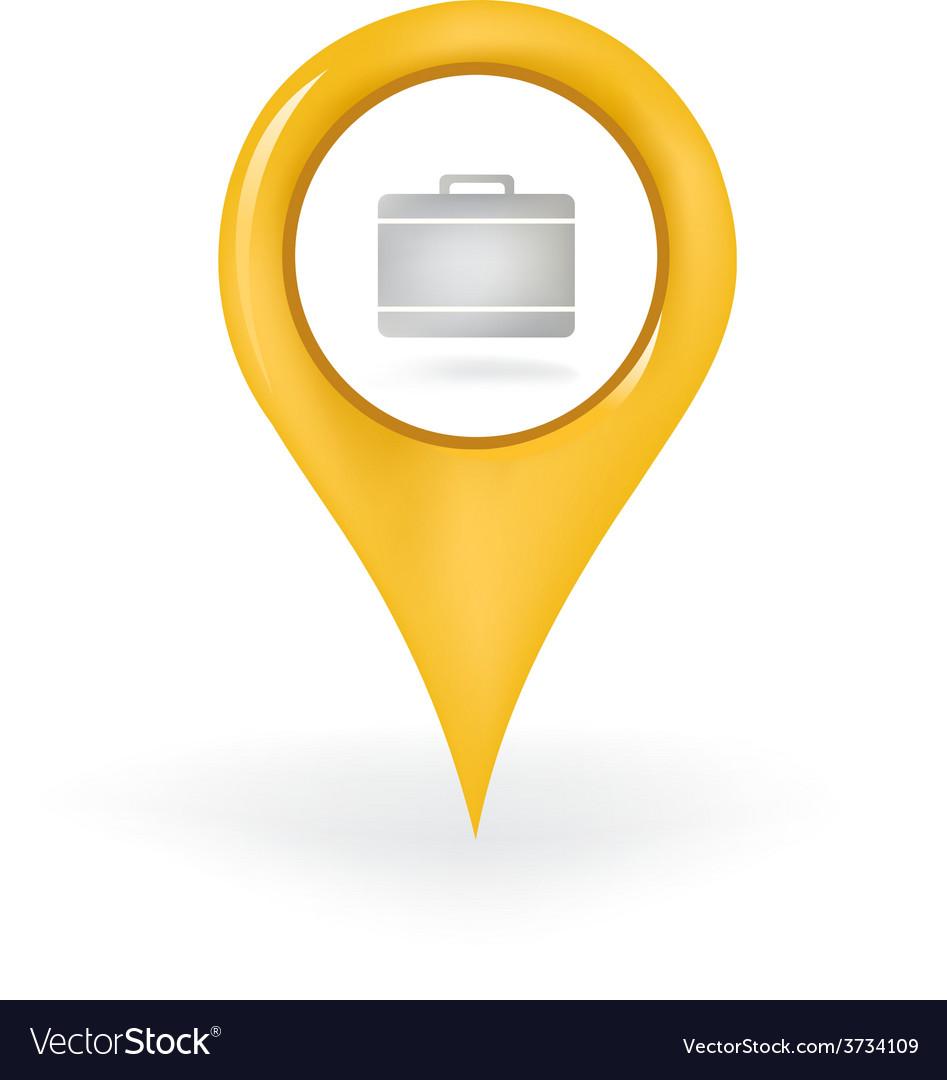 Suitcase location vector   Price: 1 Credit (USD $1)