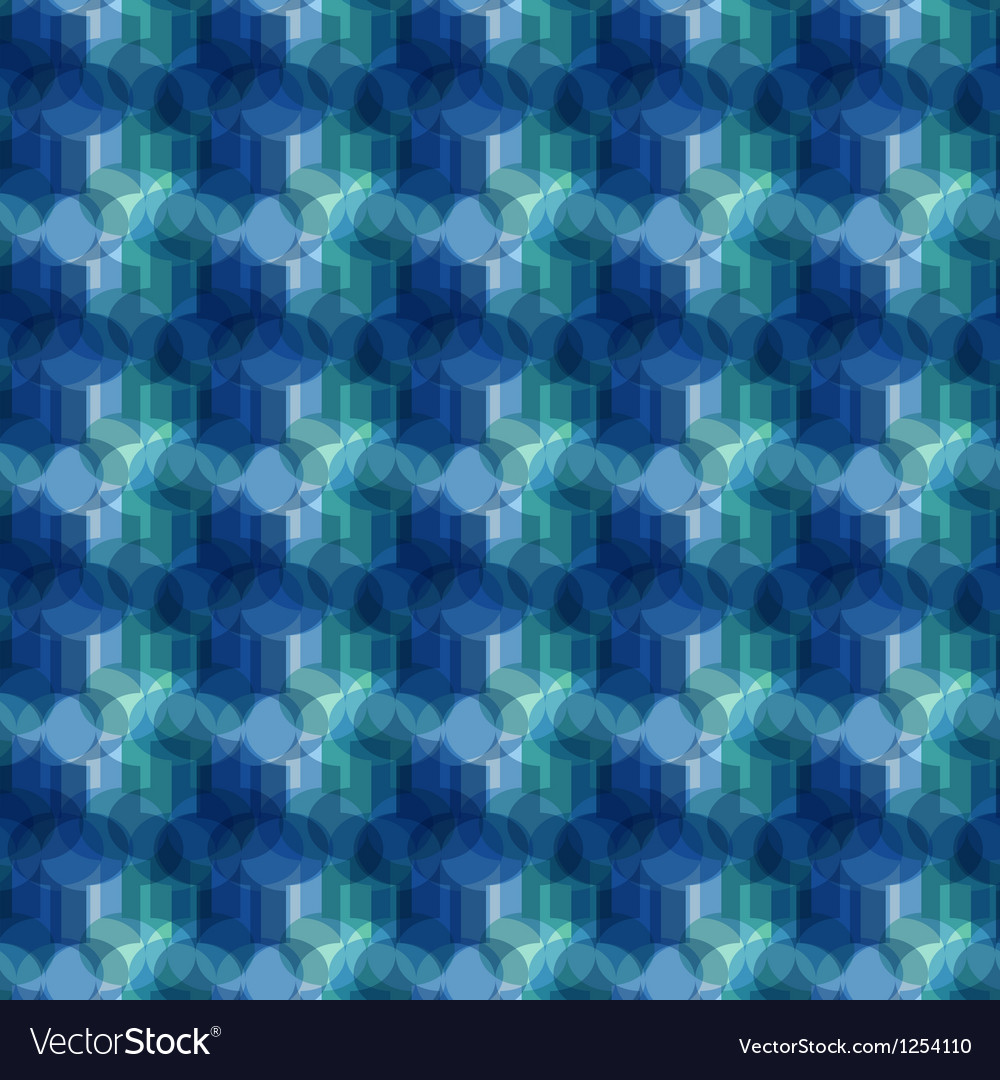 Blue abstract seamless texture vector | Price: 1 Credit (USD $1)