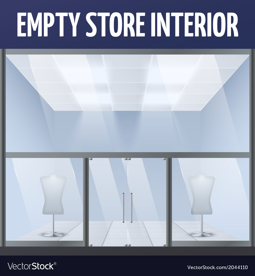 Empty story interior vector   Price: 1 Credit (USD $1)