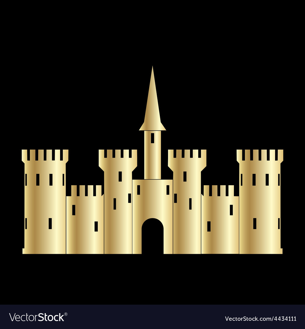 Abstract castle logo template vector   Price: 1 Credit (USD $1)