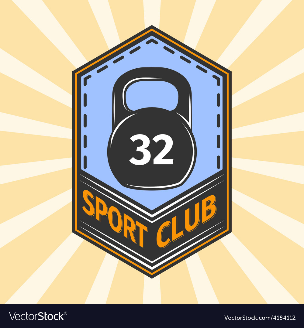 Logo for sport athletic club vector | Price: 1 Credit (USD $1)