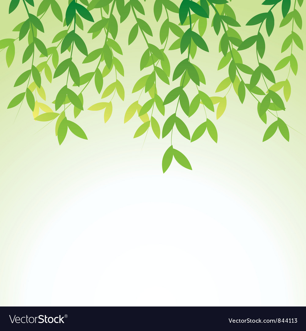 Leaves decoration vector | Price: 1 Credit (USD $1)
