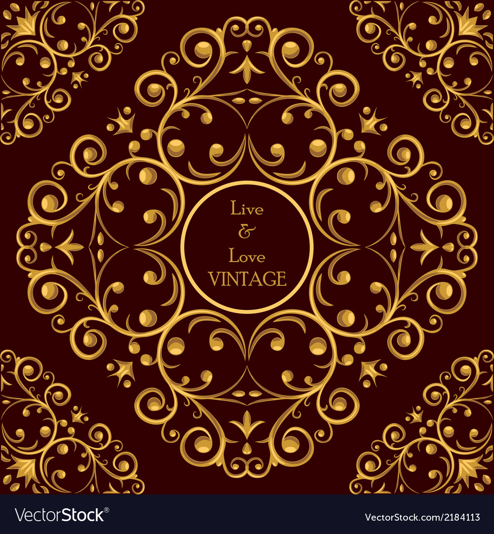 Royal vintage vector | Price: 1 Credit (USD $1)