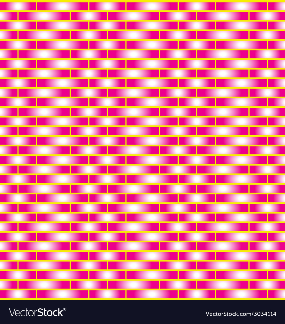 Weave pattern pink background vector | Price: 1 Credit (USD $1)