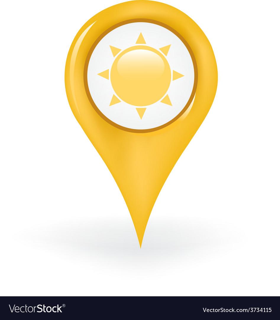 Sunshine location vector   Price: 1 Credit (USD $1)