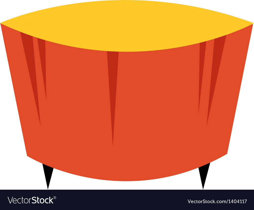 A couch vector | Price: 1 Credit (USD $1)