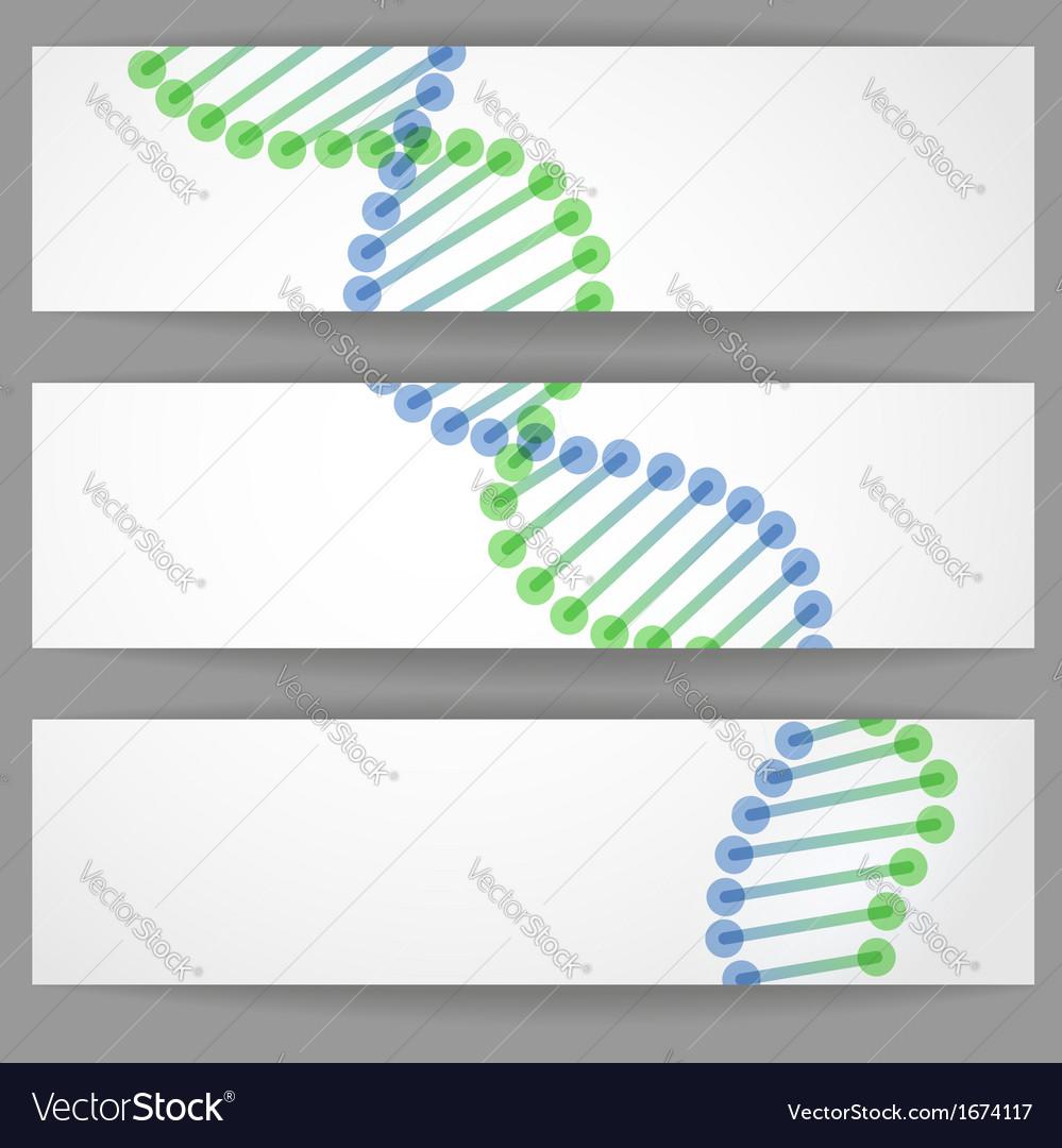 Dna molecule background vector | Price: 1 Credit (USD $1)