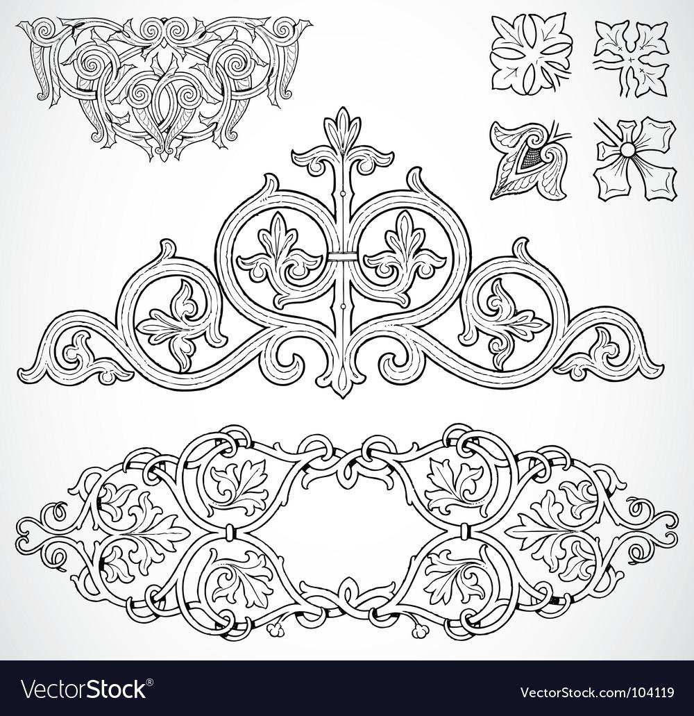Print design traced vector | Price: 1 Credit (USD $1)