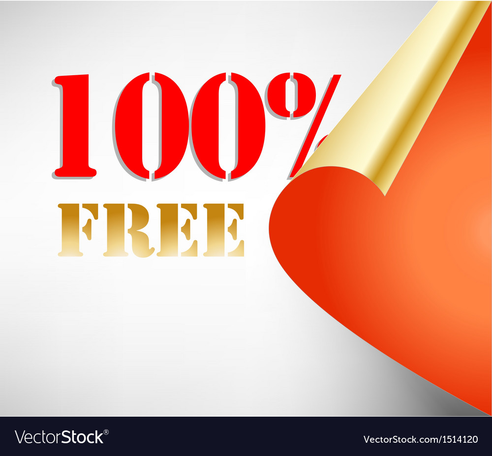 Promotion free coupon vector | Price: 1 Credit (USD $1)