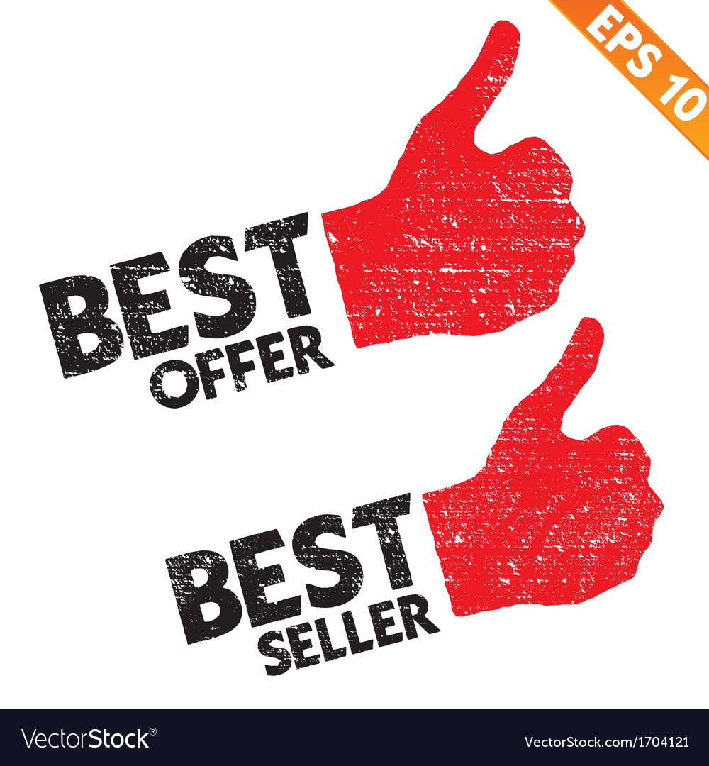 Stamp sticker best buy tag collection - - e vector   Price: 1 Credit (USD $1)