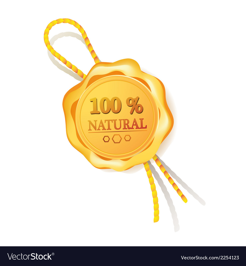 100 natural golden label stock photos vector | Price: 1 Credit (USD $1)