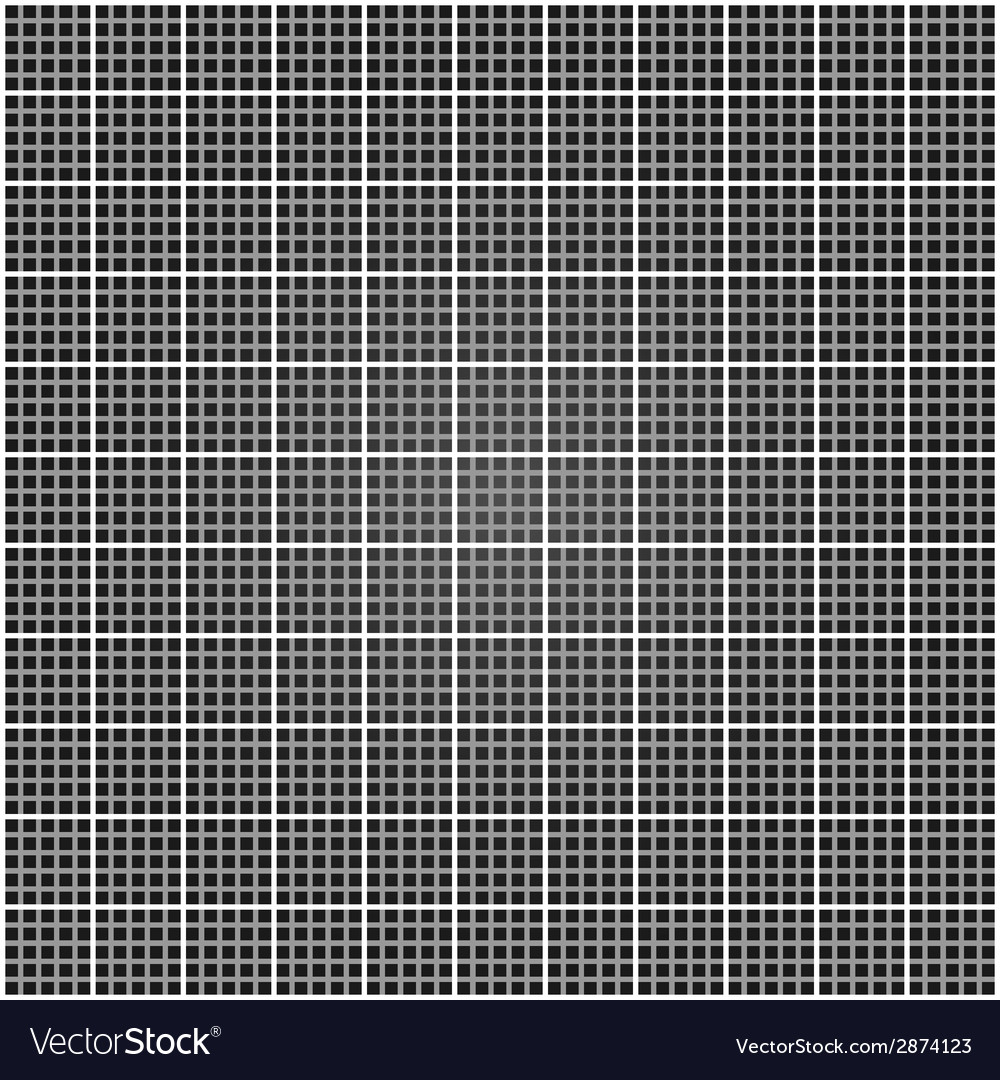 Metal lattice square grid vector | Price: 1 Credit (USD $1)