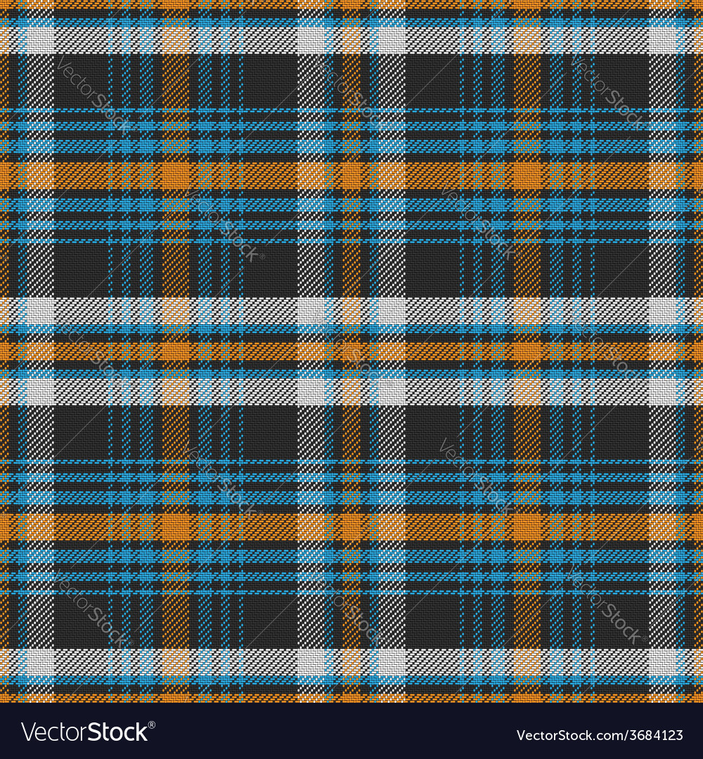 Seamless pattern scottish tartan vector | Price: 1 Credit (USD $1)