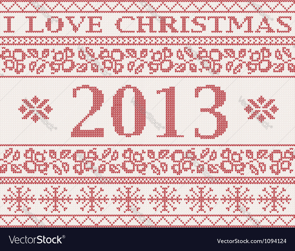 I love christmas vector | Price: 1 Credit (USD $1)