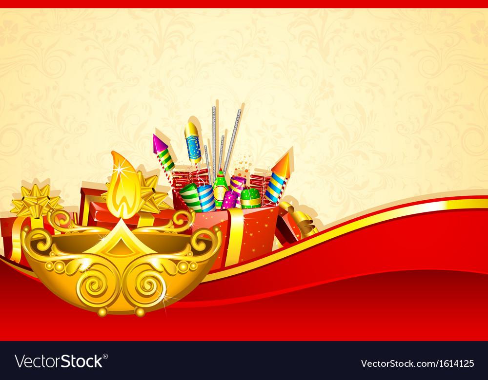 Diwali gift hamper vector | Price: 1 Credit (USD $1)