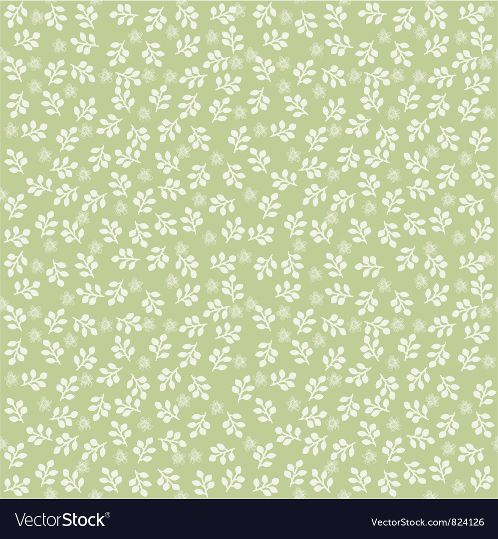 Foliage pattern vector | Price: 1 Credit (USD $1)