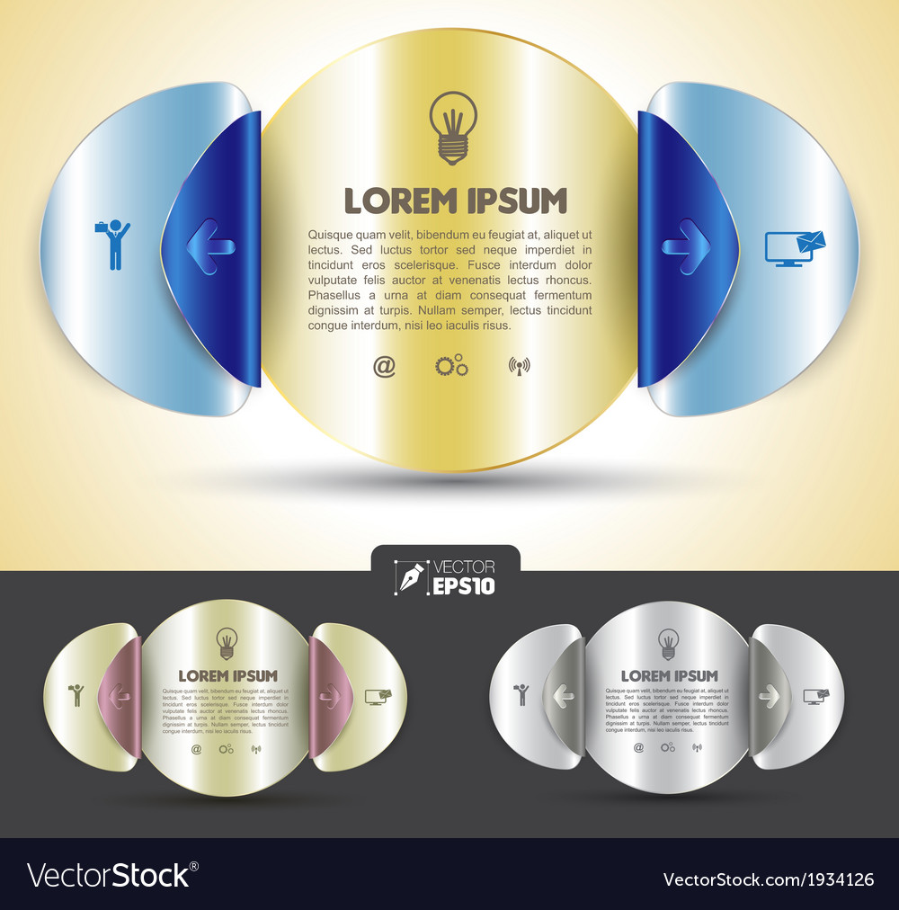 Infographic vector | Price: 1 Credit (USD $1)