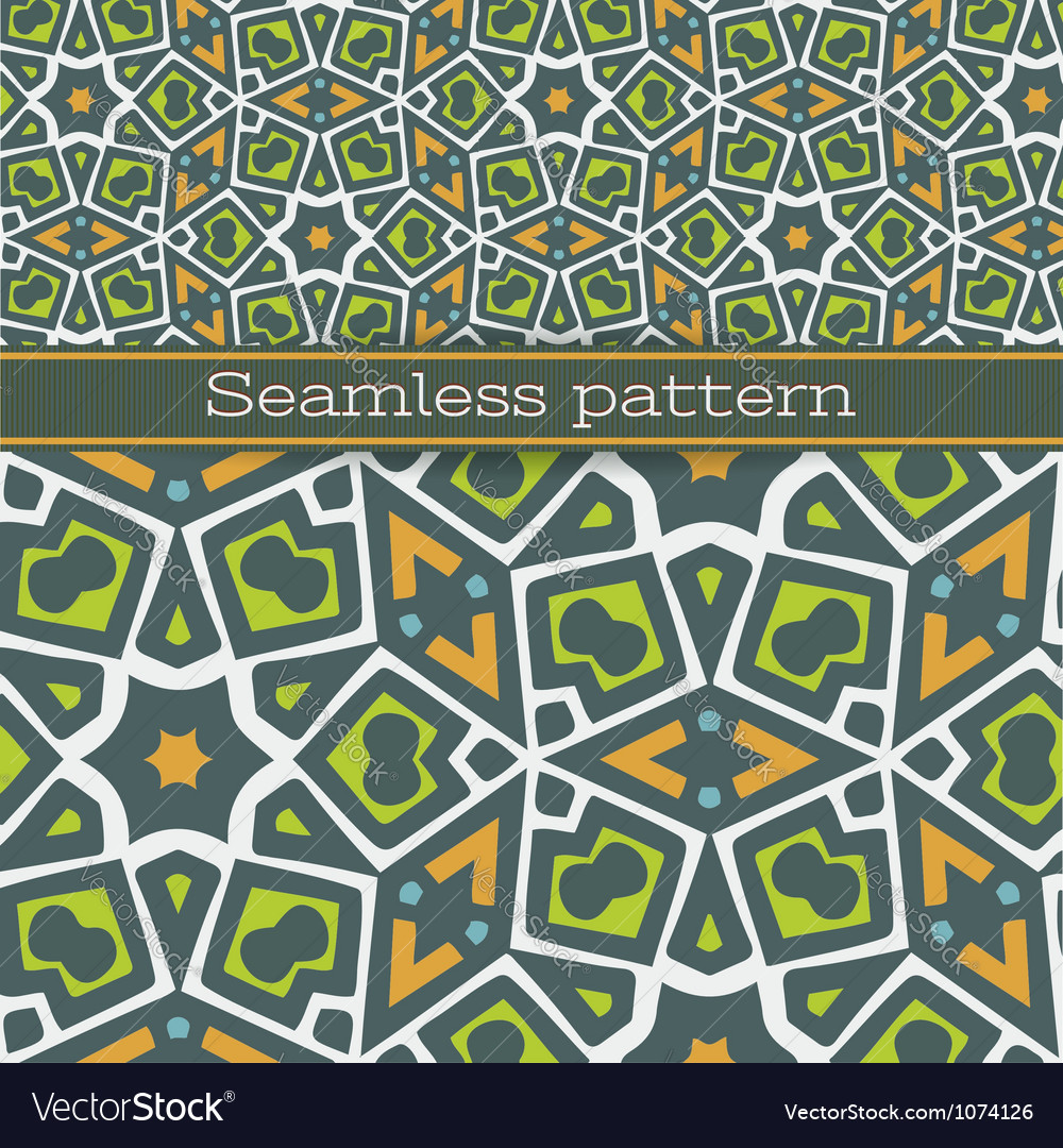 Seamless texture endless pattern vector | Price: 1 Credit (USD $1)