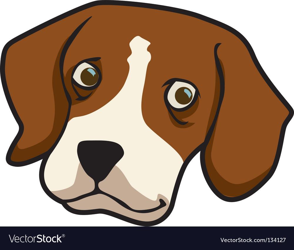 Beagle vector | Price: 1 Credit (USD $1)