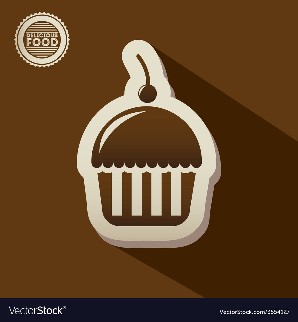 Delicious food design vector | Price: 1 Credit (USD $1)