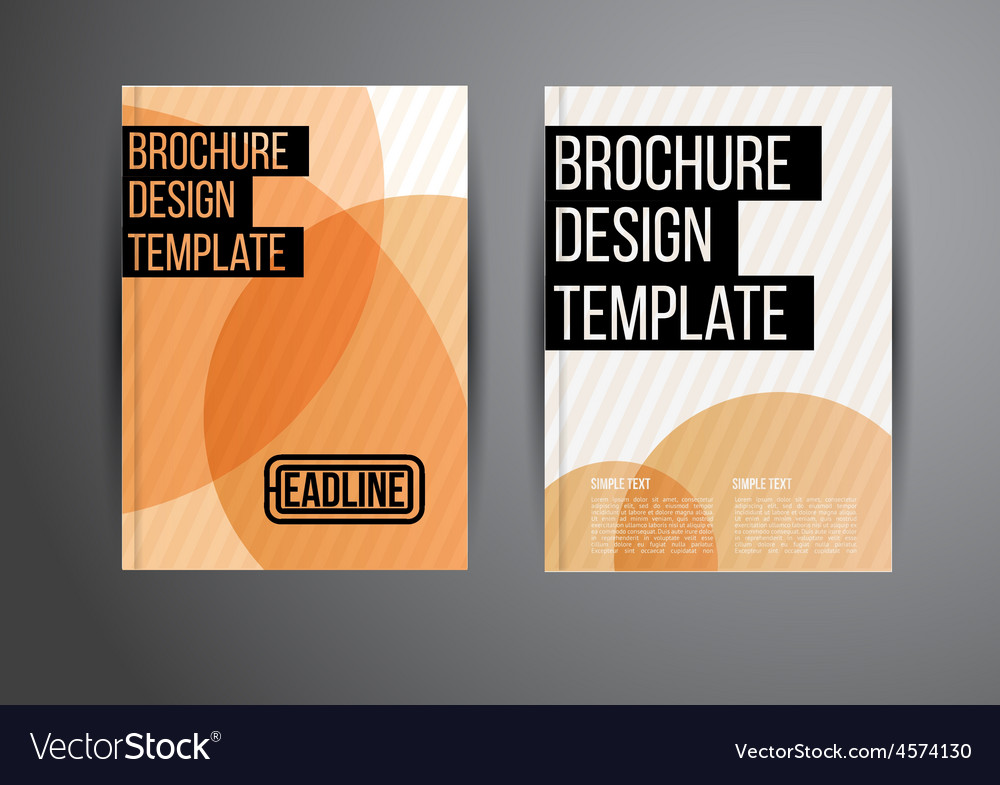 Flyer template vector   Price: 1 Credit (USD $1)