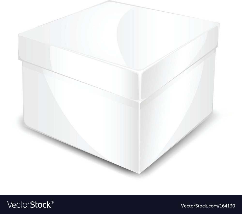 Packaged box vector | Price: 1 Credit (USD $1)