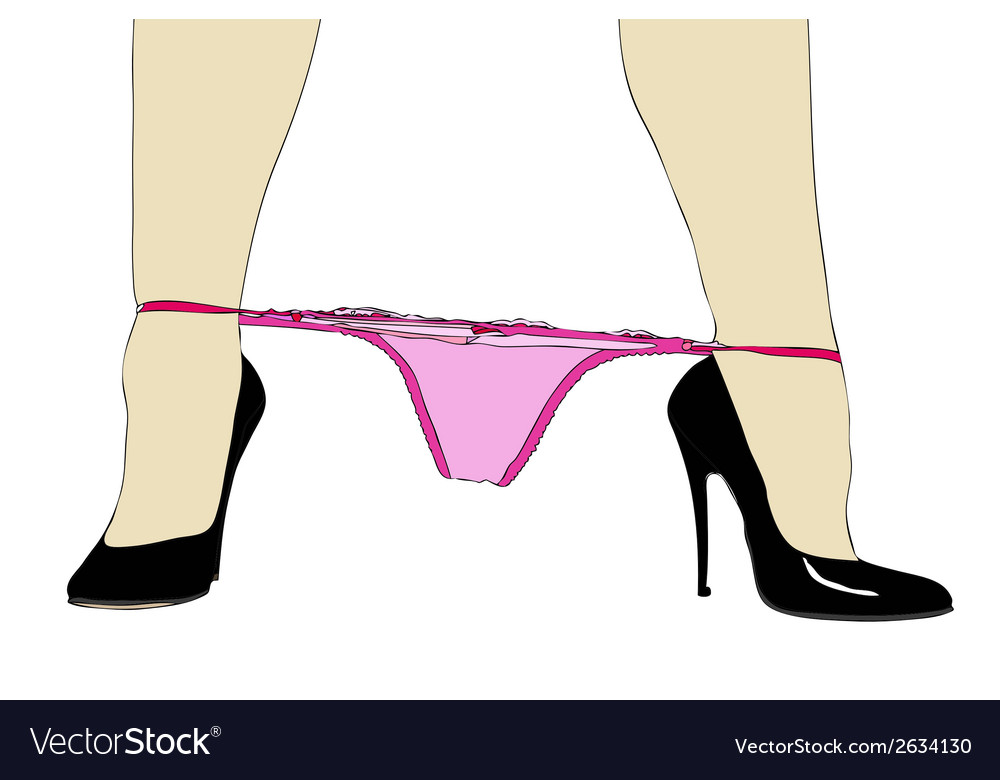 Sexy panties vector | Price: 1 Credit (USD $1)