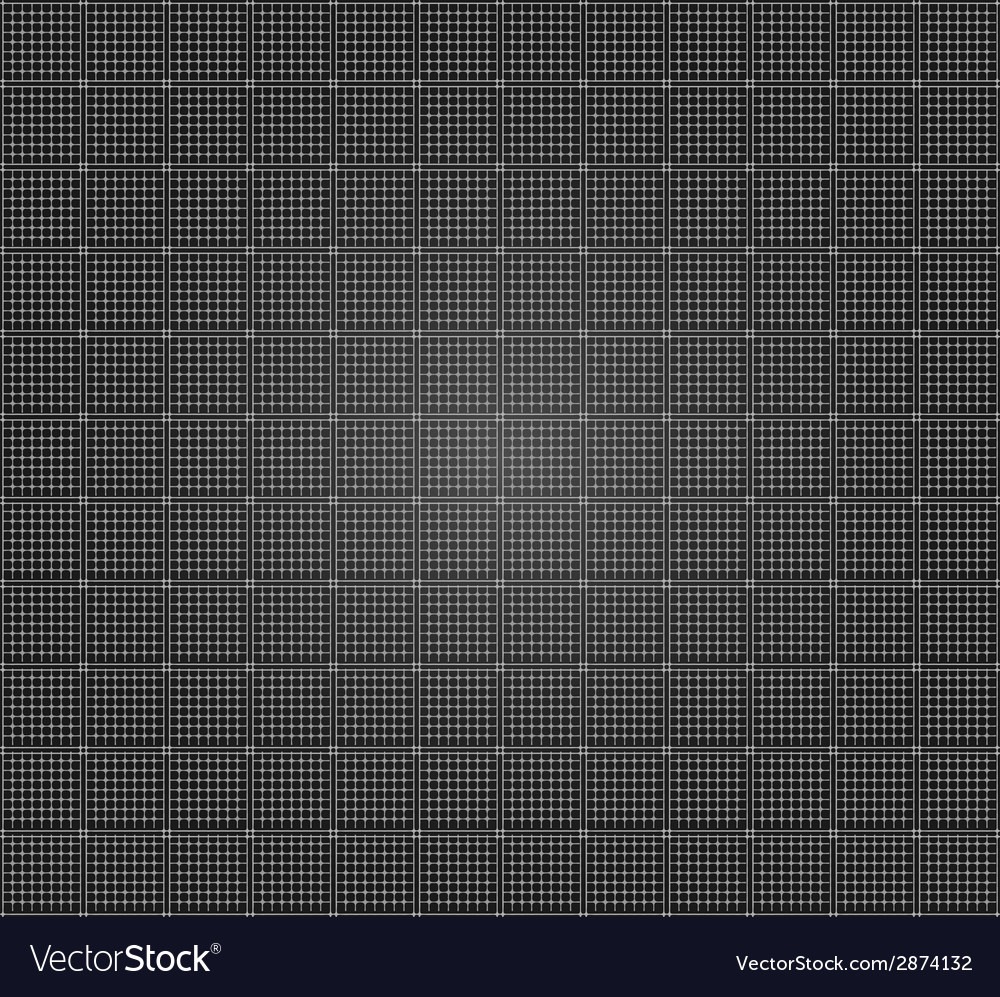 Square grid background eps 10 vector | Price: 1 Credit (USD $1)