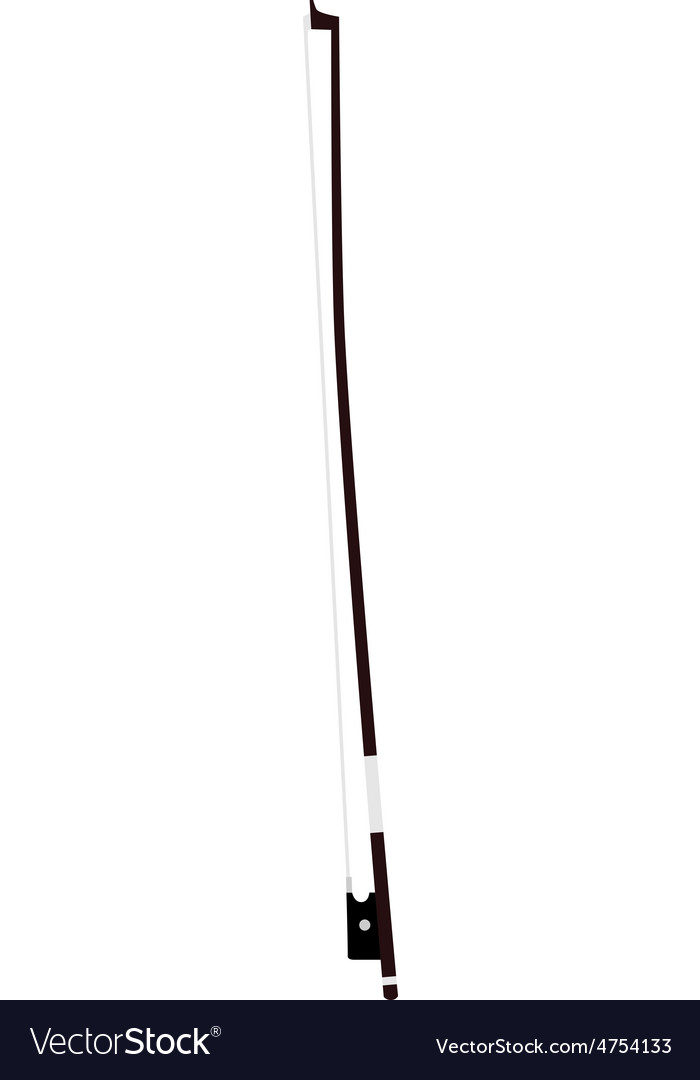 Violin bow vector | Price: 1 Credit (USD $1)