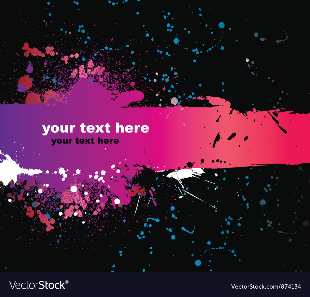 Grunge background with space for text vector | Price: 1 Credit (USD $1)