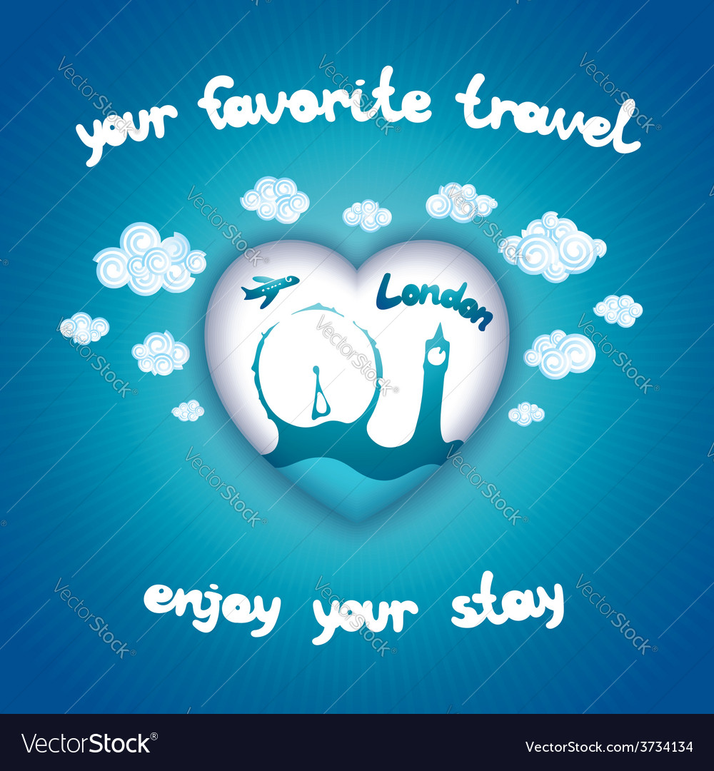 Your favorite travel vector | Price: 1 Credit (USD $1)